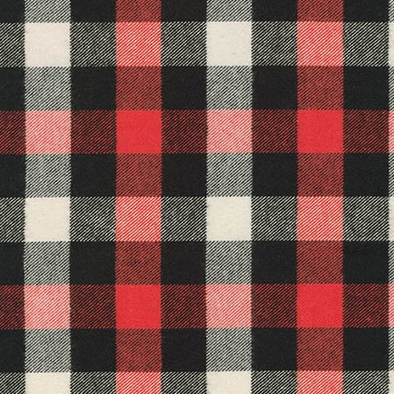 Tahoe Flannel Red