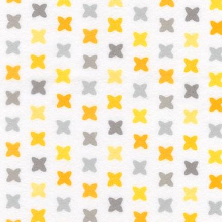 Cozy Cotton 17651-5 Yellow