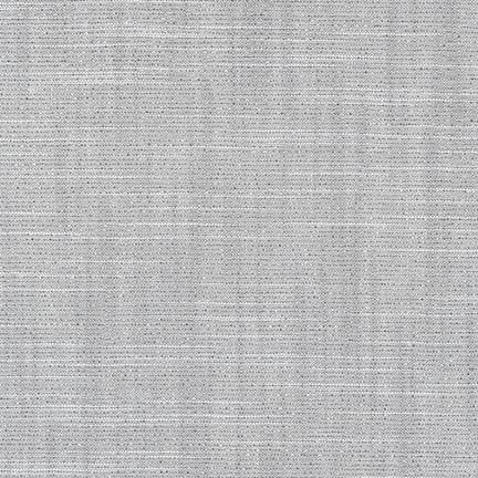 Robert Kaufman Manchester Metallic - Silver Lurex (Metallic)