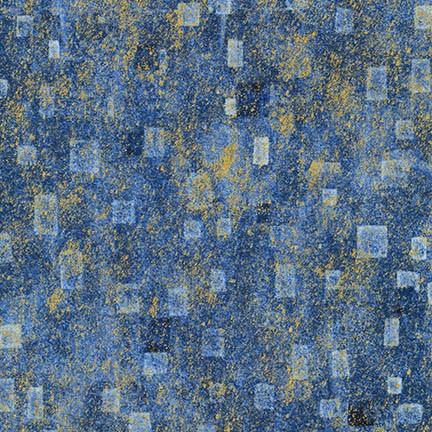 Gustav Klimt - Boxes - Blue