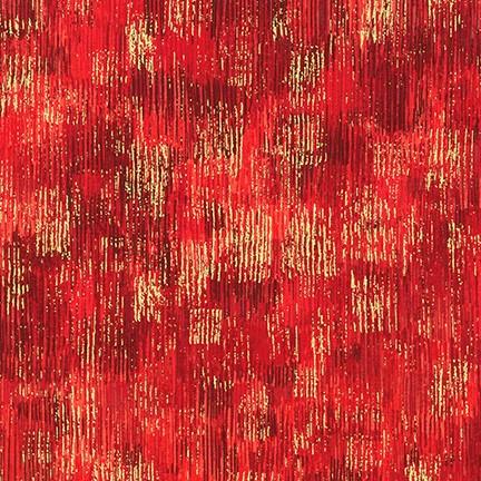 RK-SRKM-18059-3 Red Fusions Brushwork