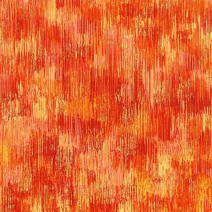Fusions Brushwork Orange 8