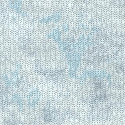 Atlantia SRKM-18284-186 SILVER Fabric by the Yard
