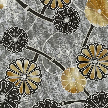 Moonlight Garden SRKM-19001-12 GREY