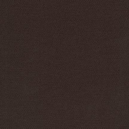 Robert Kaufman Essex Cotton/Linen Blend in Chocolate