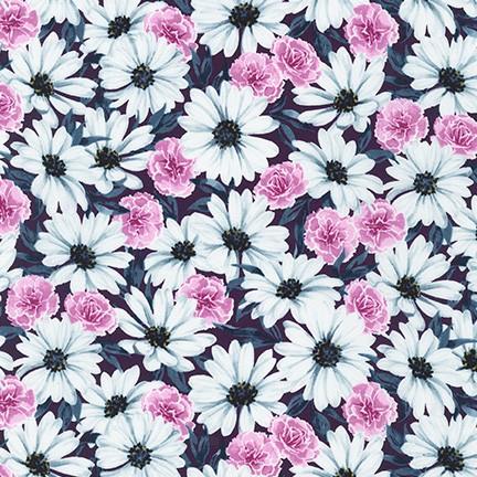 Daisy Made Floral Raspberry