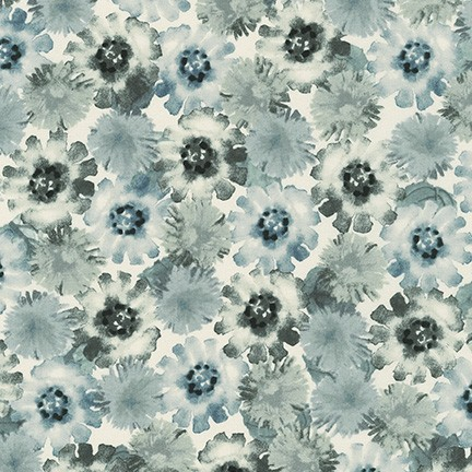Natural Blooms WEL-19541-305 GRAPHITE