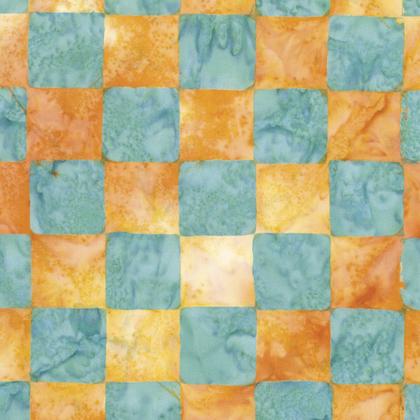 Kaffe Fassett - Artisan - Chess - Yellow