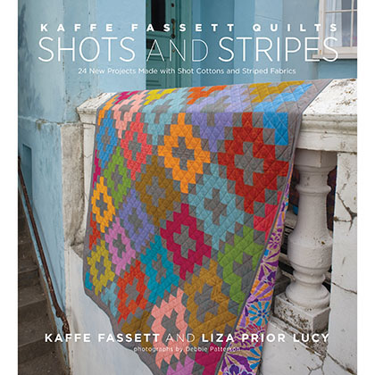 Book - Kaffe Fassett - Shots and Stripes