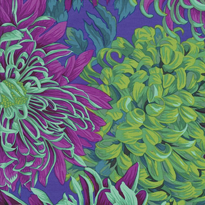 Philip Jacobs - Classics - Japanese Chrysanthemum - Green