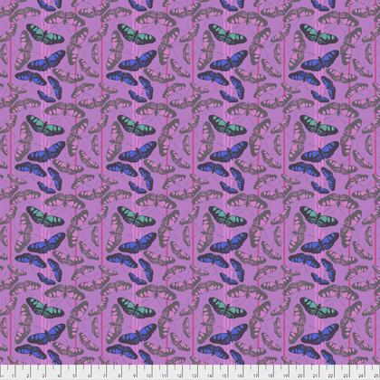 PWAH129 Dahlia Pashionflower by Anna Maria Horner for Free Spirit Fabrics