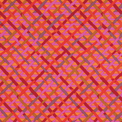 Brandon Mably - Classics - Mad Plaid - Red