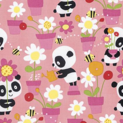 Pandas Garden Party