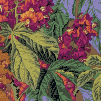 Kaffe Fassett Collective By Philip Jacobs - Horse Chestnut PWPJ084.BROWN