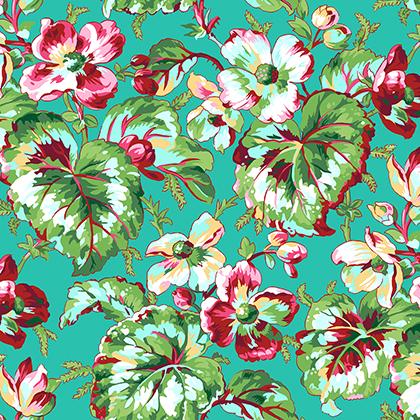 **English Garden Begonia Aqua