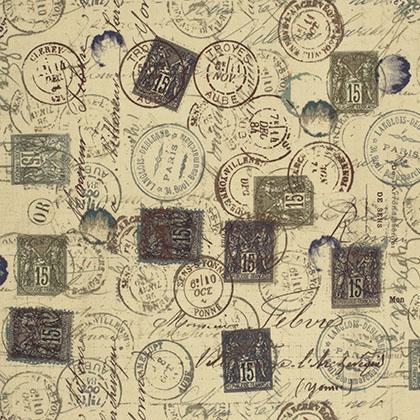 Tim Holtz - Eclectic Elements - Correspondence - Neutral