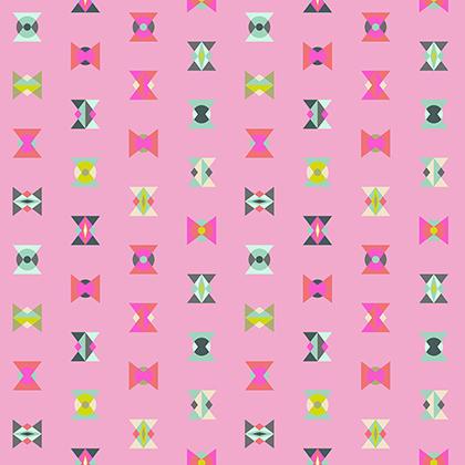 Tula Pink-Arrowheads-Star Light