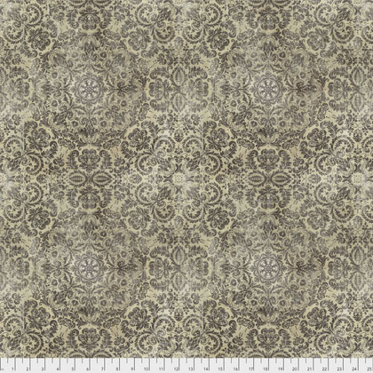 QBTH005.2NEUT Gothic Neutral12 Eclec Backing Tim Holtz