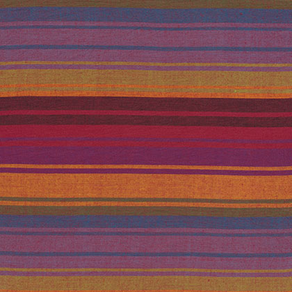 Wovens - Exotic Stripe Purple