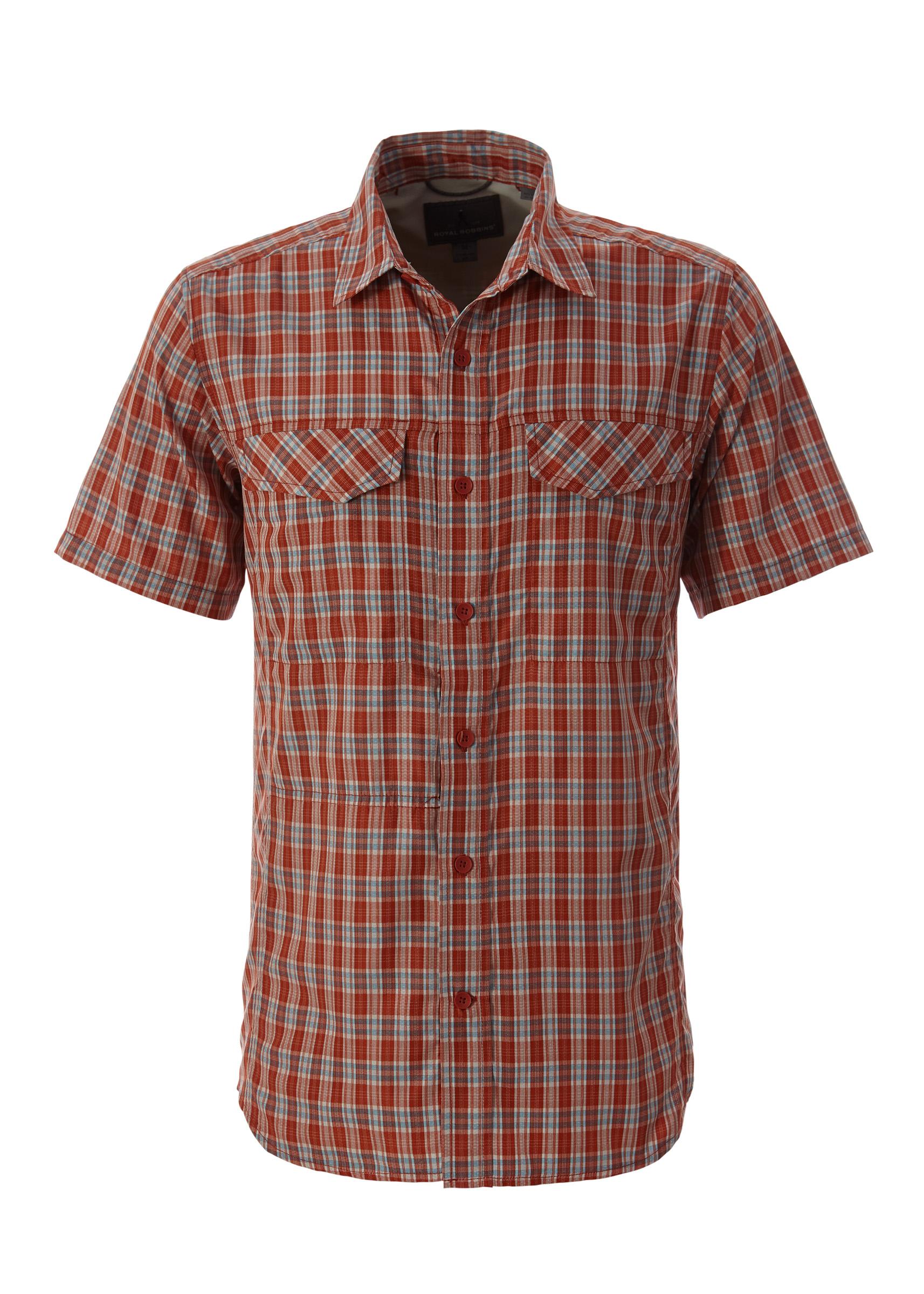 Royal Robbins M's Ultra Light S/S Shirt