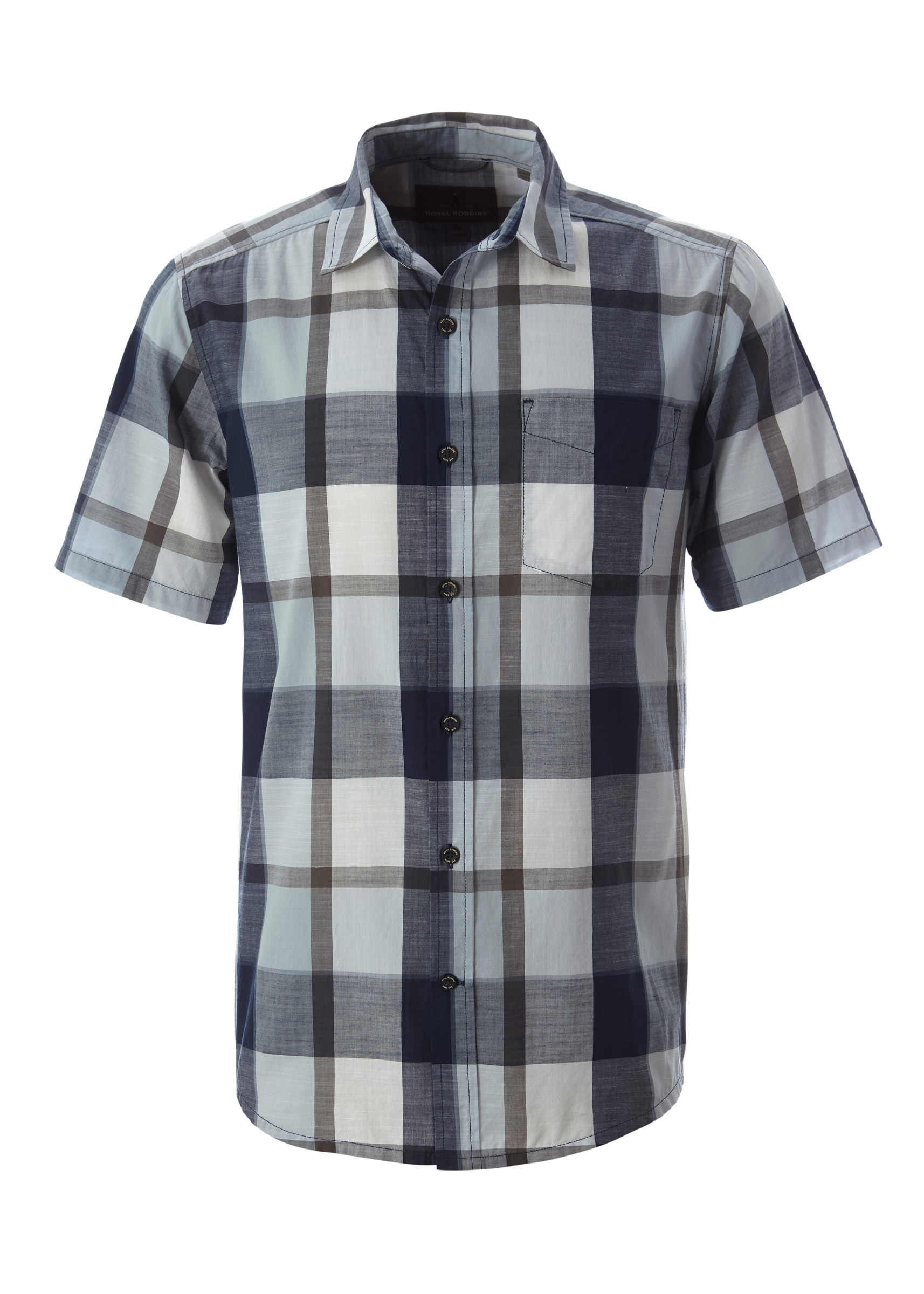 Royal Robbins M's Sawtooth Plaid S/S