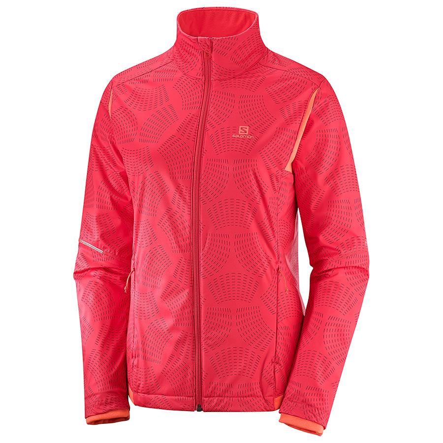 Salomon Agile Warm Jacket - W's