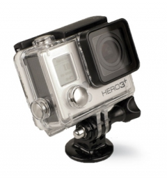 GoPro 1/4-20 Adapter (includes male stud)