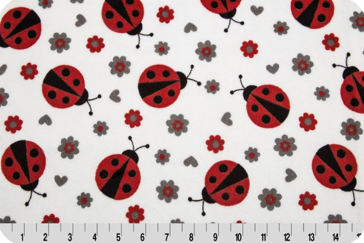 Lady Bug Cuddle Scarlet