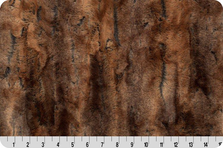 Luxe Cuddle Rusty Fox - Copper/Brick