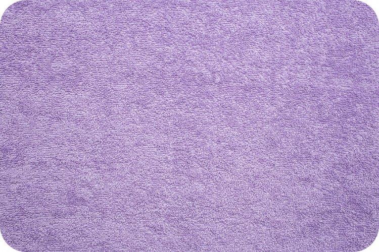 16 Ounce Terry Cloth Lilac