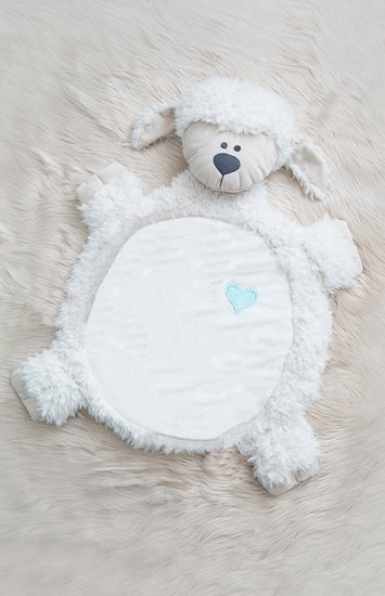 My Lambie Soft Cuddle  Kit Ivory white