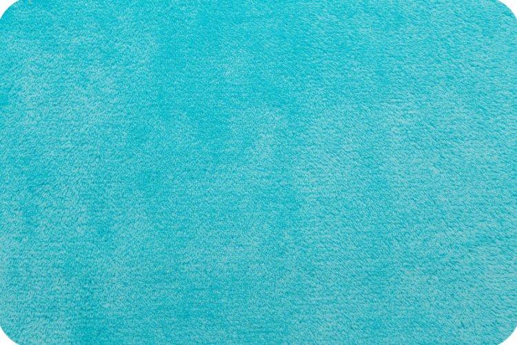 Cuddle Fleece Dark Turquoise