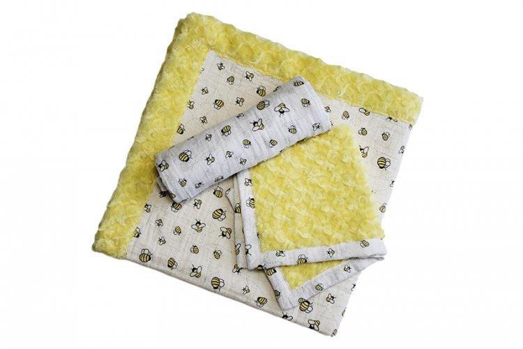 Patty Cakes Swaddle Gift Set Kit Honey Bun
