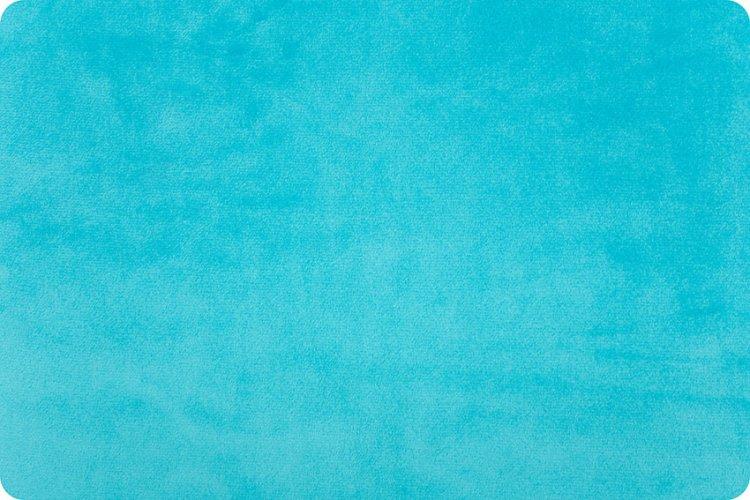 MINKY CUT 18X40 Turquoise
