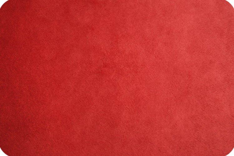 Scarlet Cuddle Solid 90