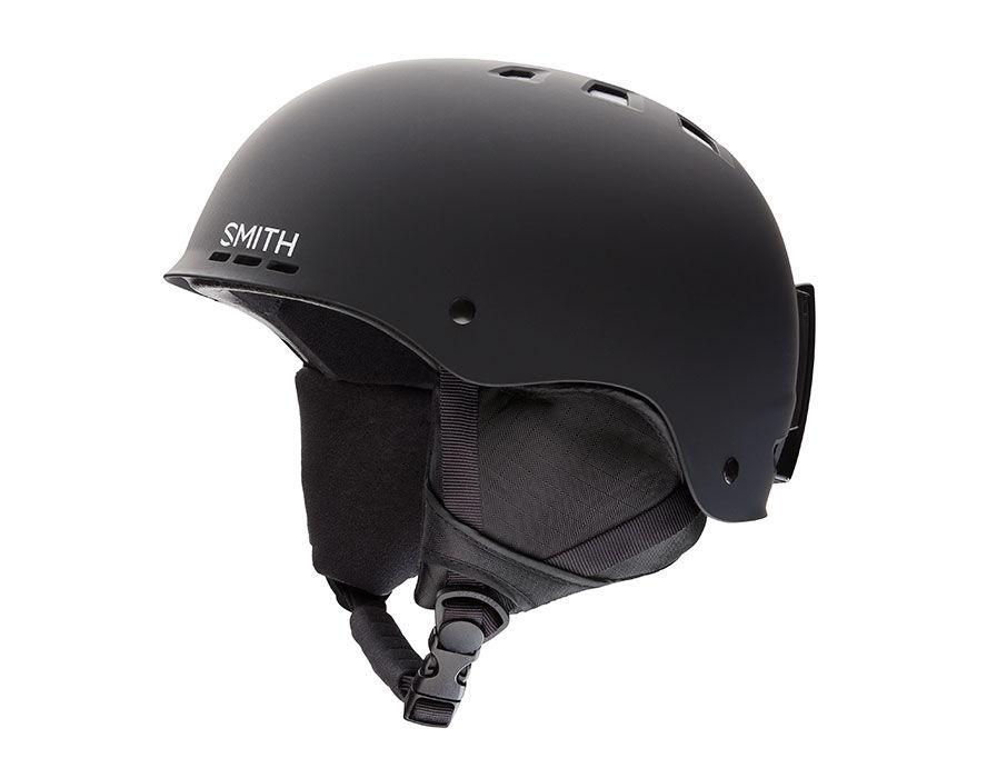 SMITH HOLT MATTE BLACK XLARGE