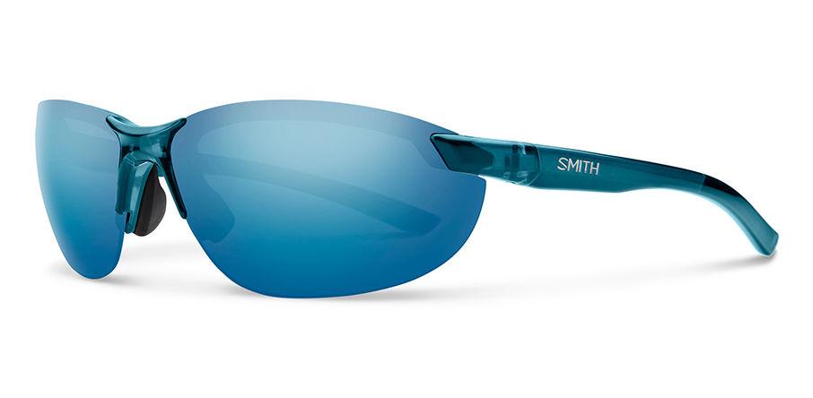 Smith Parallel 2 New Sunglasses Men's Crystal Mediterranean Frame Crystal Medite...