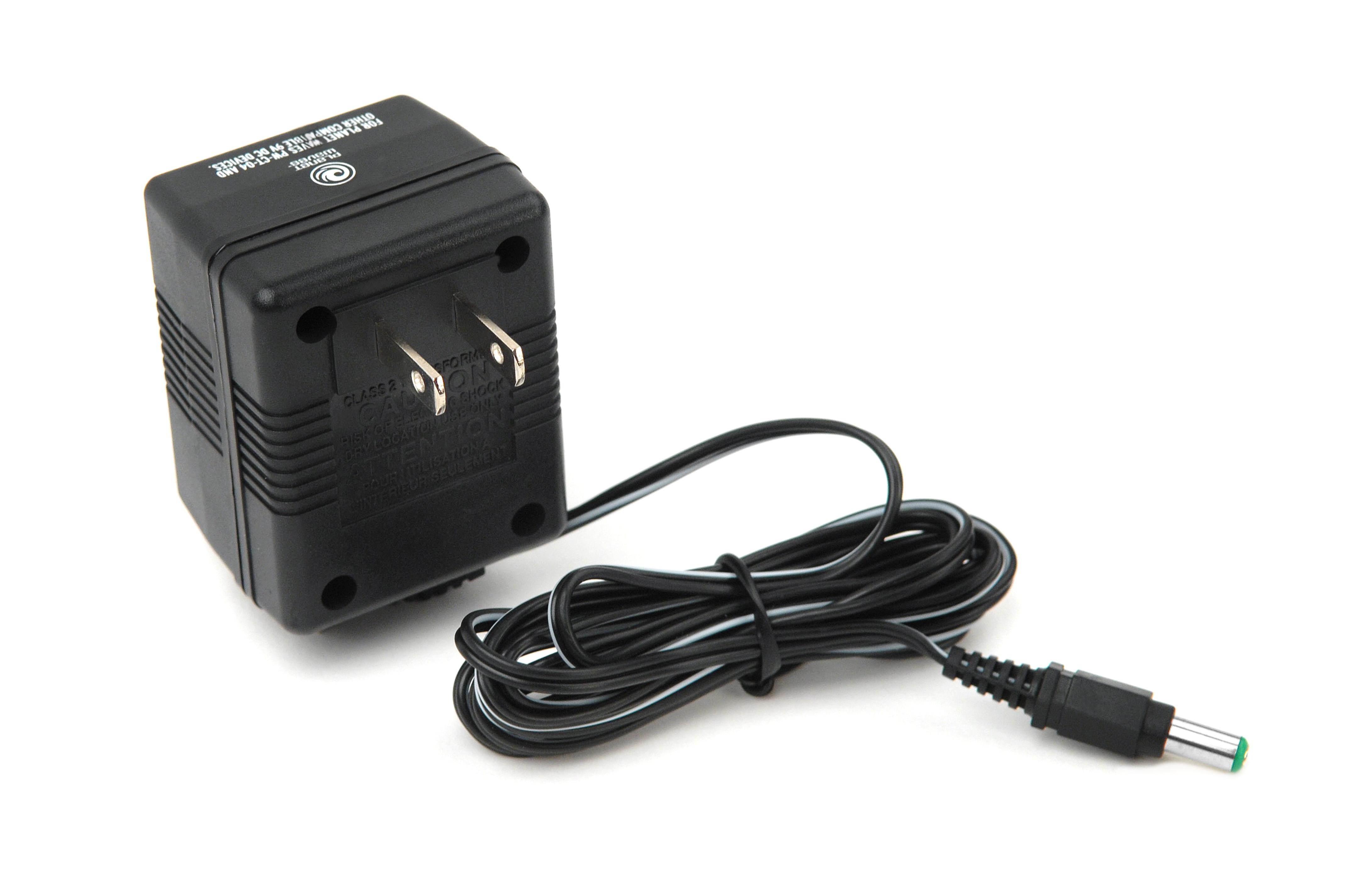 120V AC POWER ADAPTER 9V