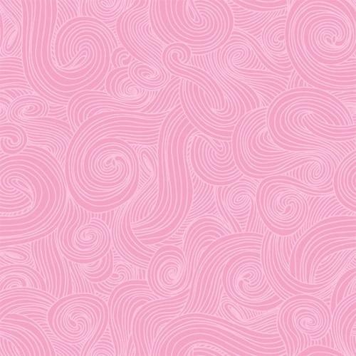 Just Color Carnation Swirl 1351-Carnation
