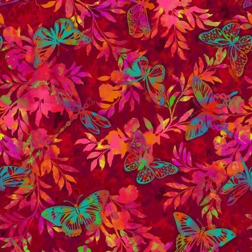 A Flutter #3911 Red
