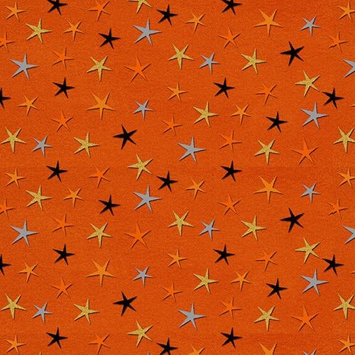 All Over Stars - Orange