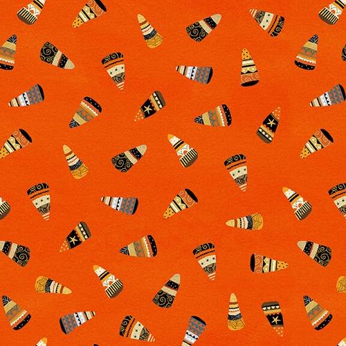 All Over Candy Corn - Orange