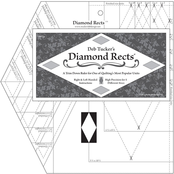 Diamond Rects Deb Tucker