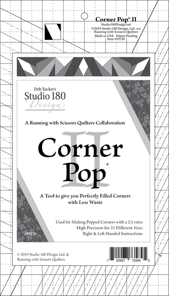 Corner Pop 2 - Deb Tucker - Studio 180 Design