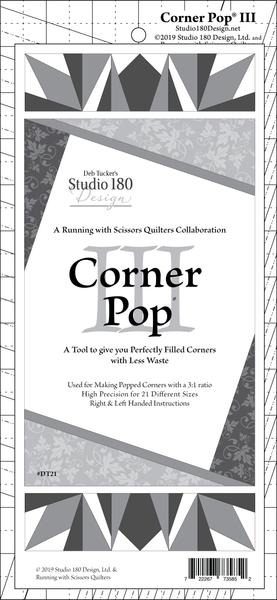 Pre-order: Studio 180 Design's Corner Pop 3