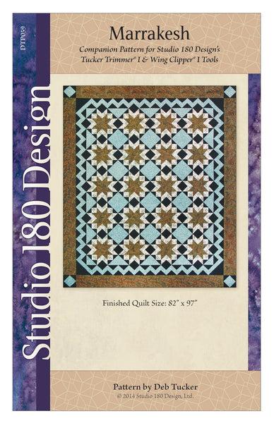 Marrakesh Studio 180 Pattern