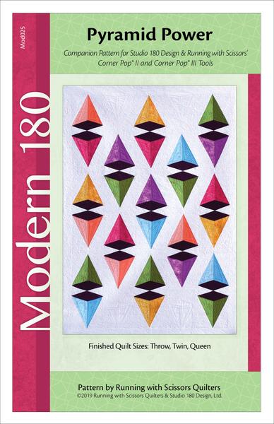 Pyramid Power by Studio 180 Designs