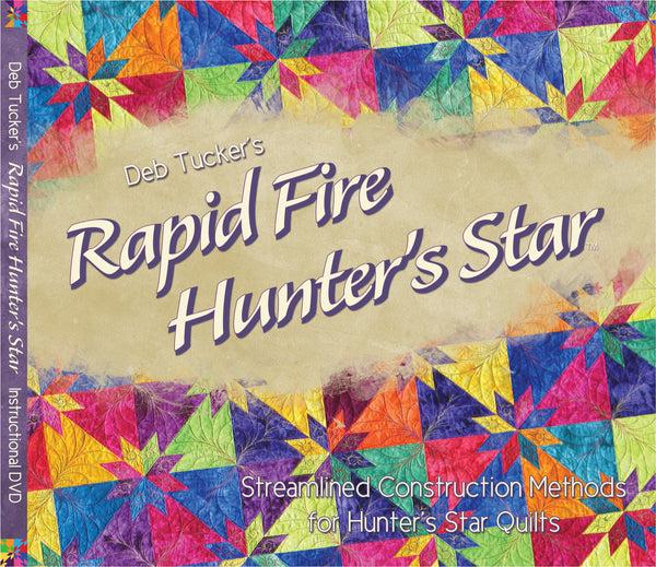 Rapid Fire Hunter's Star Instructional DVD
