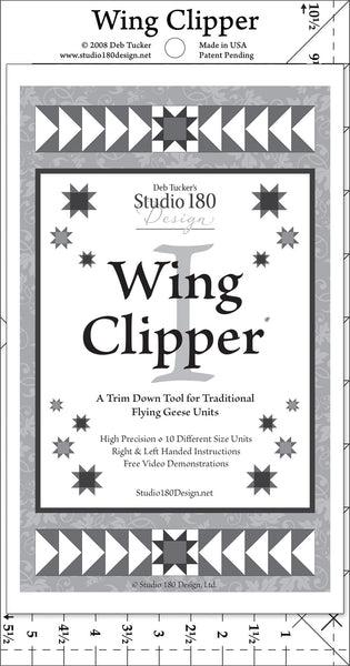 Studio 180 Design's Wing Clipper 1