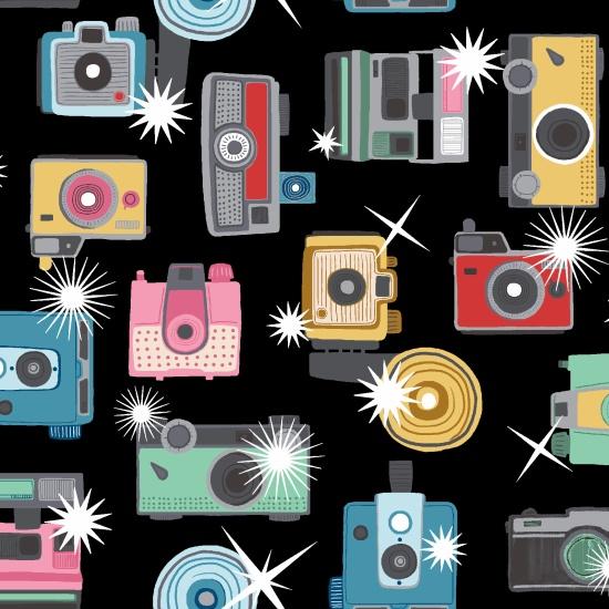 Cameras Black 4162 99